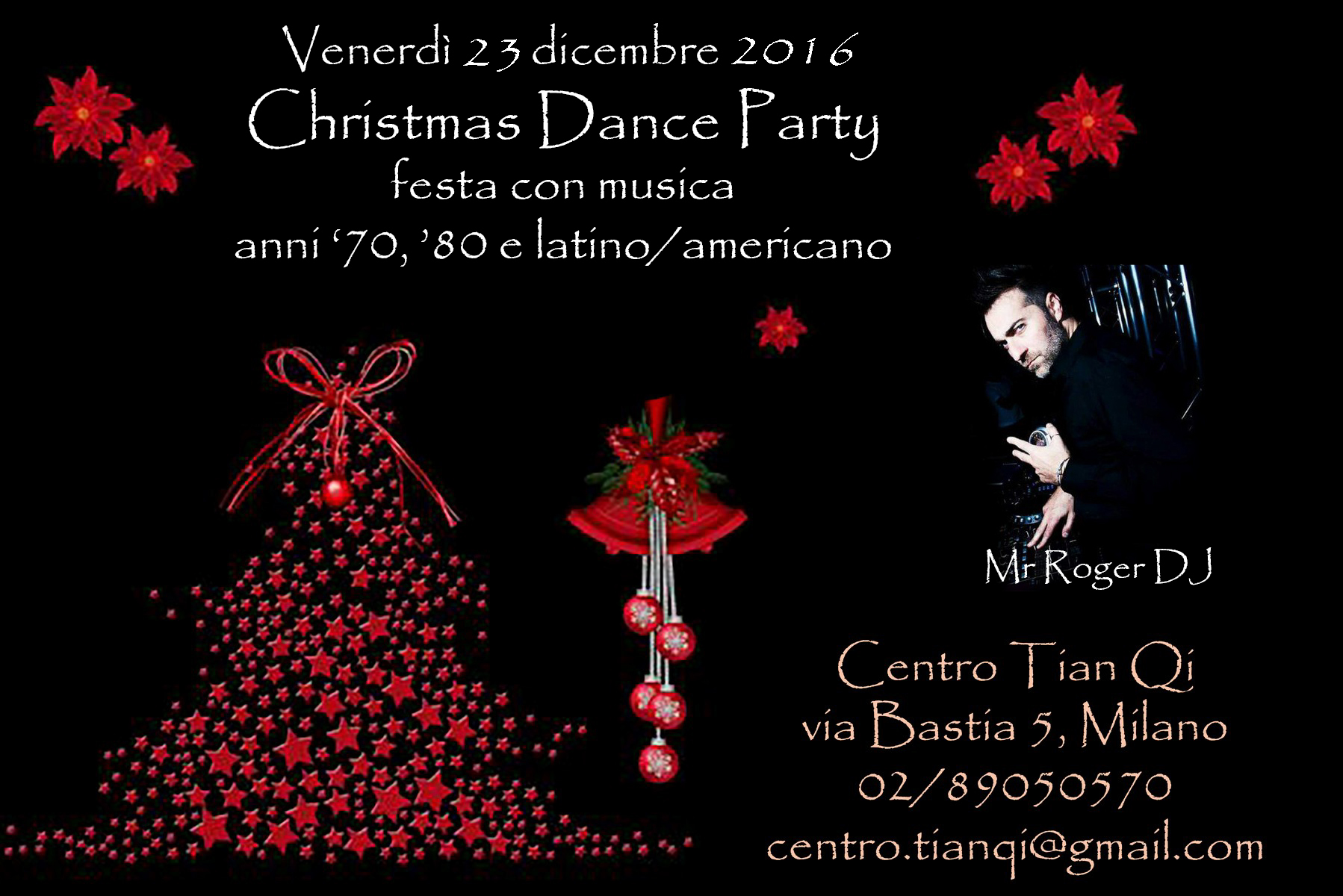 23/12/2016 christmas dance party