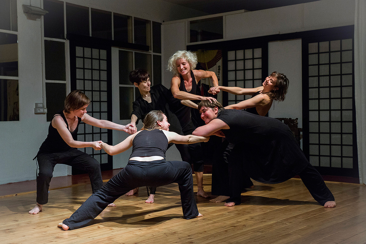 danza contemporanea tianqi